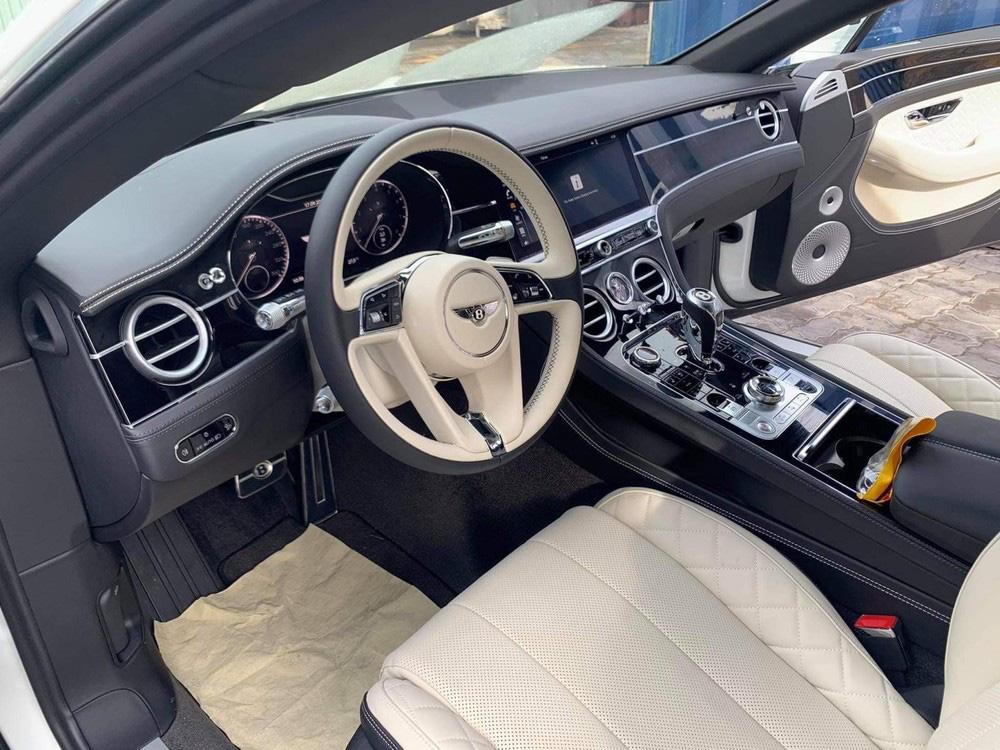 Bentley Continental GT V8 tiếp tục về Việt Nam với màu sơn độc và thuộc bản 100 năm - Ảnh 7.