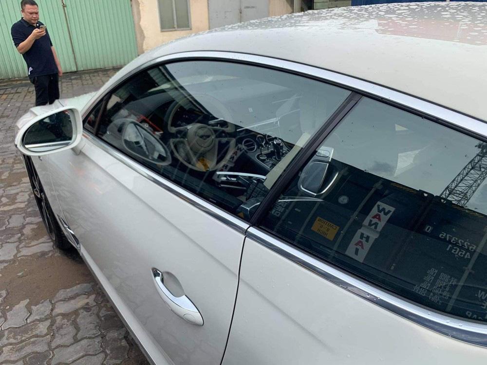 Bentley Continental GT V8 tiếp tục về Việt Nam với màu sơn độc và thuộc bản 100 năm - Ảnh 5.