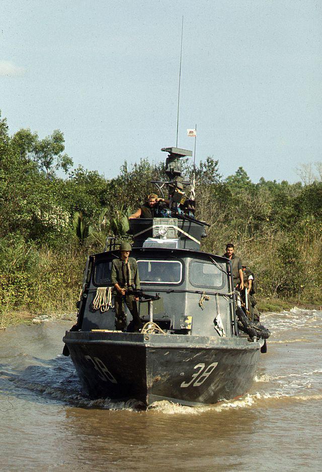 Việt Nam nâng cấp hàng loạt tàu chiến Mỹ thế nào? - Ảnh 9.
