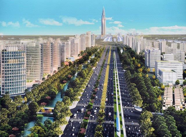 Loạt dự án triệu USD ở Hà Nội xin điều chỉnh, chuyển nhượng - Ảnh 1.