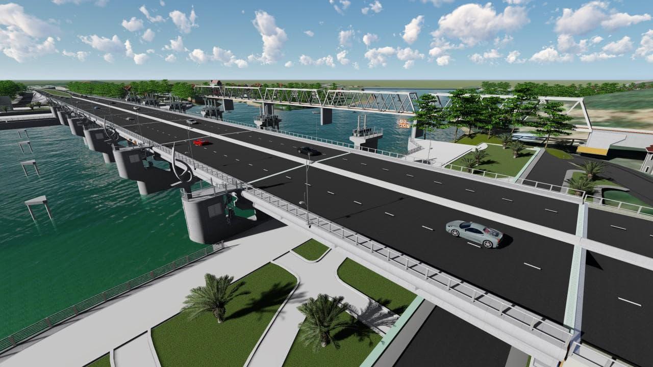 Khánh Hòa: Khởi công xây dựng đập ngăn mặn, với tổng số vốn trên 759 tỷ đồng - Ảnh 2.