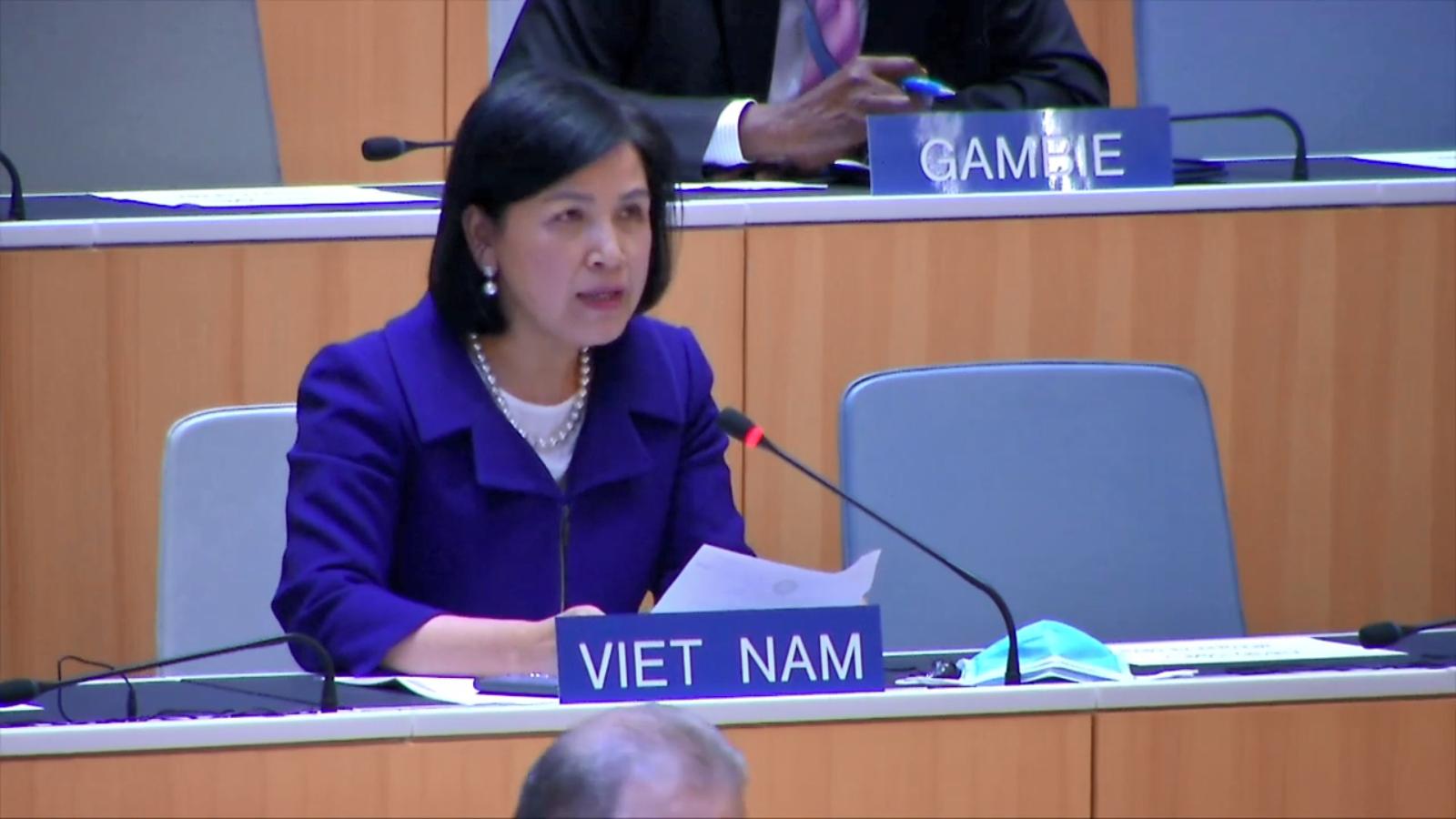 Việt Nam tham dự kỳ họp lần thứ 61 các Hội đồng của các nước thành viên WIPO - Ảnh 2.