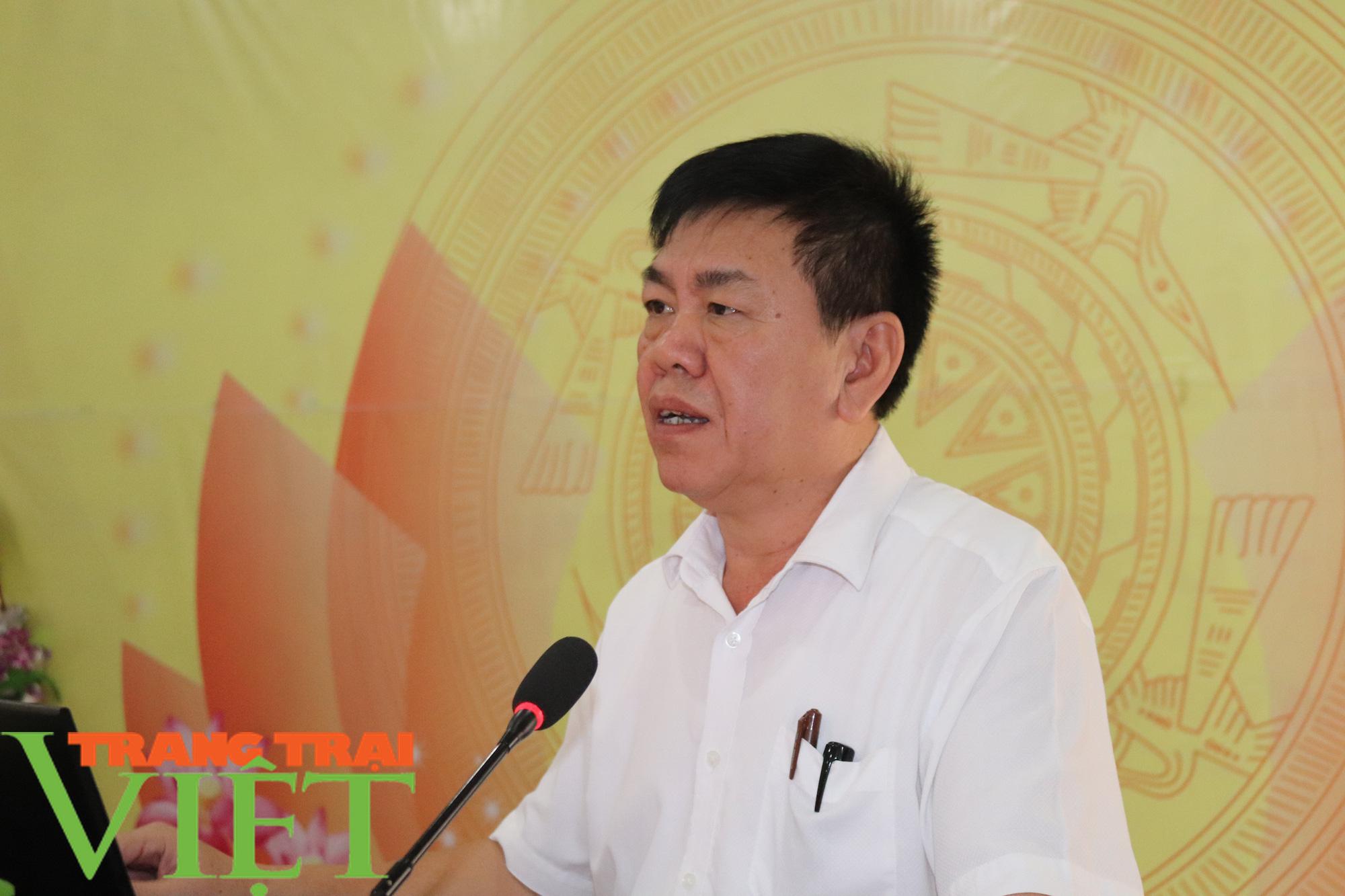 """Sơn La: Ra mắt câu lạc bộ """"Nông dân với pháp luật"""" - Ảnh 2."""