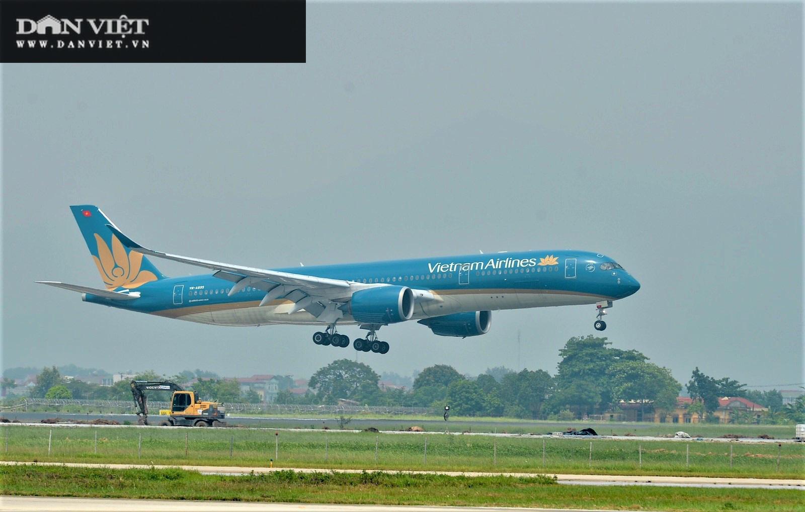 Chuyến bay quốc tế đầu tiên sau dịch Covid-19 có gì đặc biệt? - Ảnh 1.