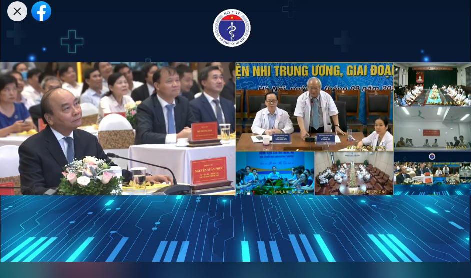 """Thủ tướng Nguyễn Xuân Phúc: """"Khám chữa bệnh từ xa là bước tiến lớn của ngành y tế""""  - Ảnh 2."""