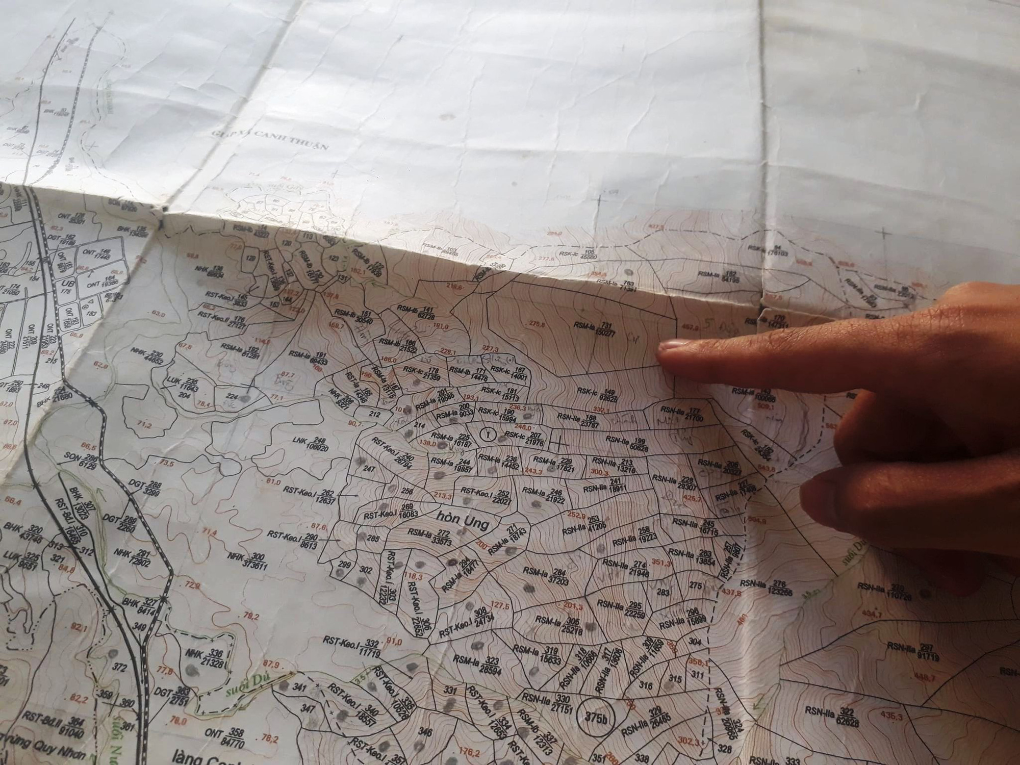 Bức xúc… đất rừng ở Canh Hòa - Ảnh 3.