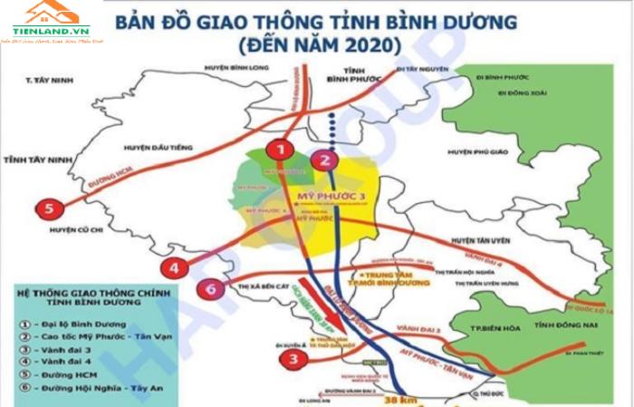 Bình Dương: Hạ tầng giao thông là động lực cho phát triển - Ảnh 4.