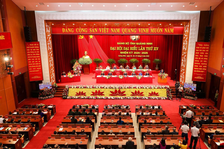 Chủ tịch Quốc hội dự, chỉ đạo Đại hội Đảng bộ tỉnh Quảng Ninh - Ảnh 1.