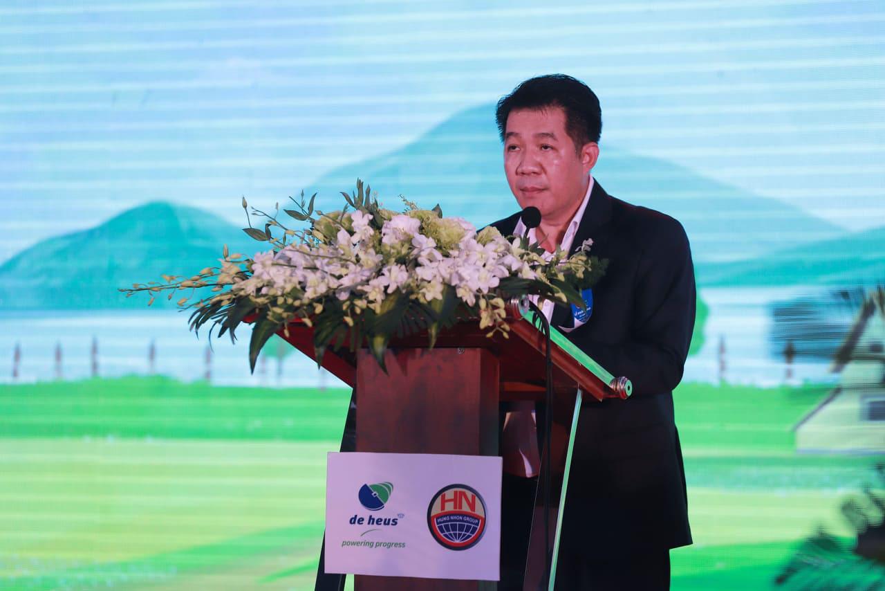 """2 """"ông lớn"""" chính thức khởi công dự án nông nghiệp công nghệ cao, quy mô 1.500 tỷ - Ảnh 2."""