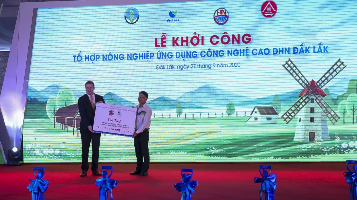 Chính thức khởi công dự án nông nghiệp công nghệ cao DHN Đắk Lắk, rộng 200ha, quy mô 1.500 tỷ - Ảnh 6.