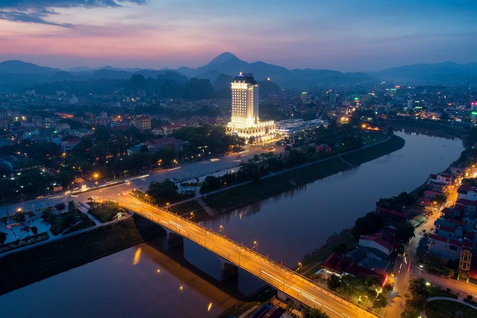 Đô thị Lạng Sơn ngày càng hiện đại và phát triển