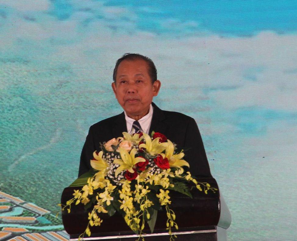"""Phó Thủ tướng Trương Hòa Bình: Miền Trung như """"chiếc đòn gánh, gánh hai đầu đất nước"""" - Ảnh 3."""