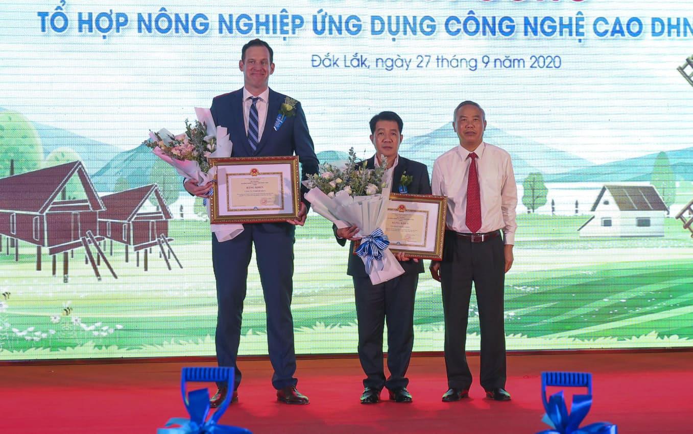 Chính thức khởi công dự án nông nghiệp công nghệ cao DHN Đắk Lắk, rộng 200ha, quy mô 1.500 tỷ - Ảnh 4.