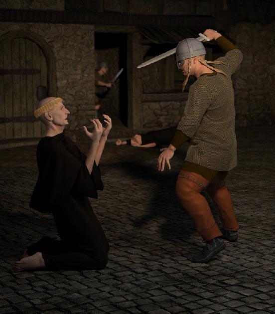 Sự thật té ngửa về thói hung bạo của chiến binh Viking - Ảnh 2.