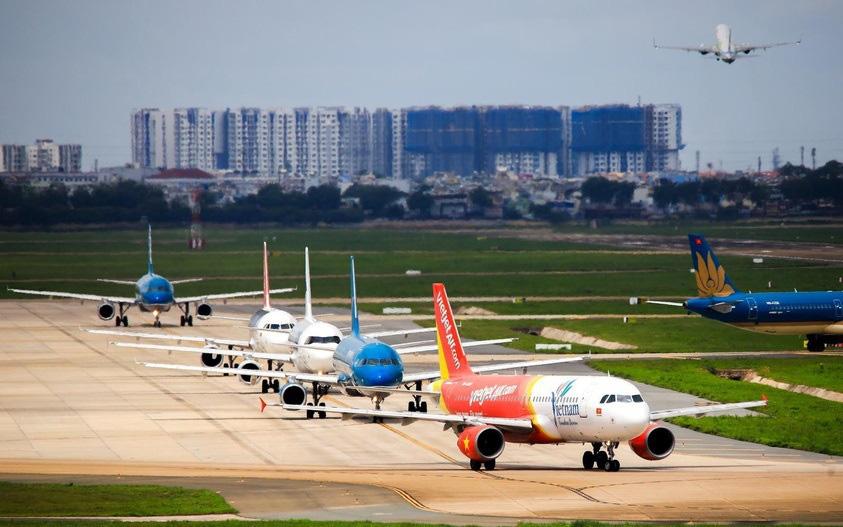 Sắp mở lại đường bay thương mại TP.HCM - Hàn Quốc - Ảnh 1.