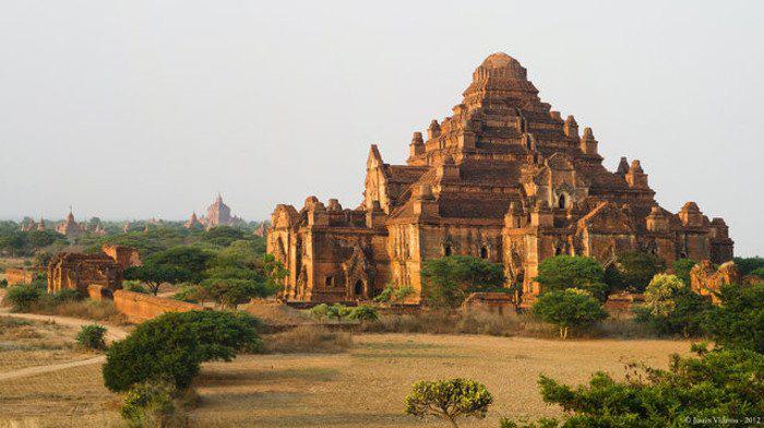 Bí mật về 7 đền chùa thiêng ở Myanmar mà bạn không nên bỏ qua - Ảnh 1.