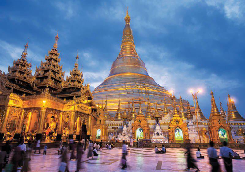 Bí mật về 7 đền chùa thiêng ở Myanmar mà bạn không nên bỏ qua - Ảnh 2.