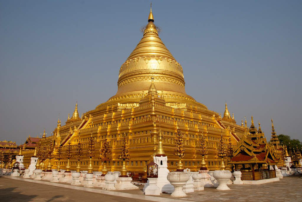 Bí mật về 7 đền chùa thiêng ở Myanmar mà bạn không nên bỏ qua - Ảnh 4.