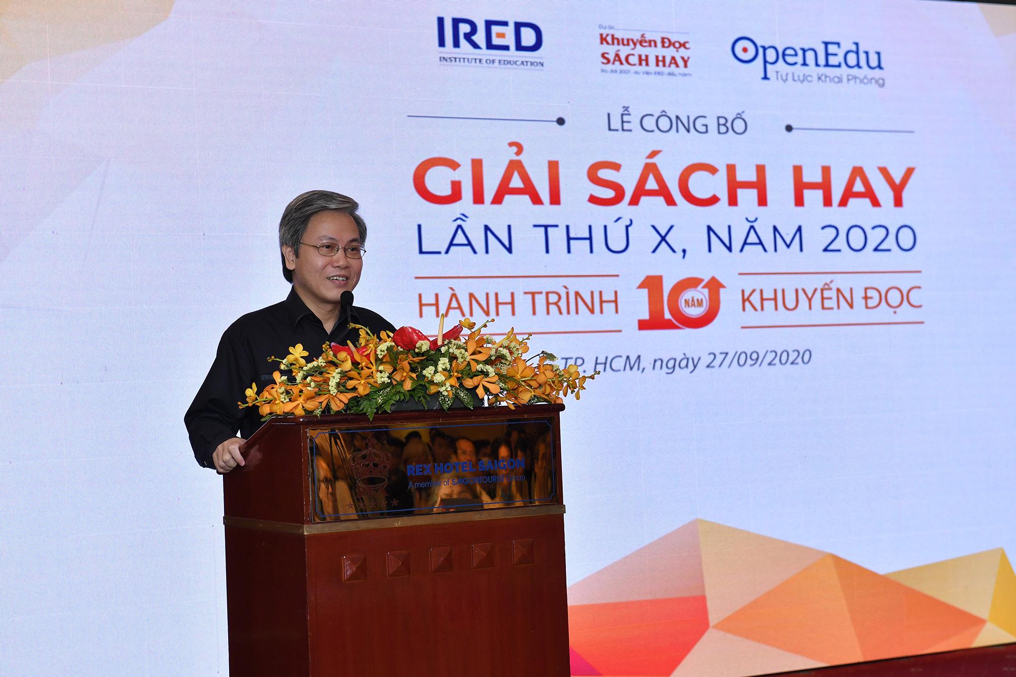 Nhà văn Trần Thùy Mai nhận giải Sách hay 2020 với bộ sách Từ Dụ Thái Hậu  - Ảnh 6.