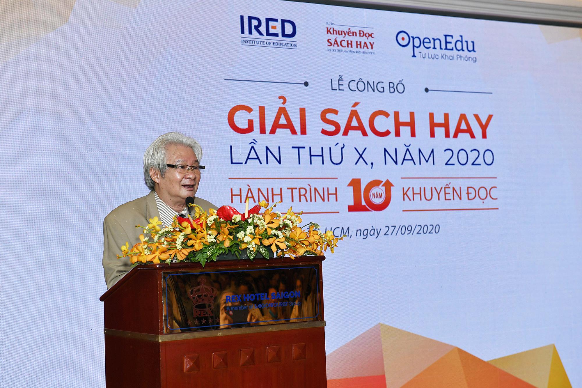 Nhà văn Trần Thùy Mai nhận giải Sách hay 2020 với bộ sách Từ Dụ Thái Hậu  - Ảnh 5.