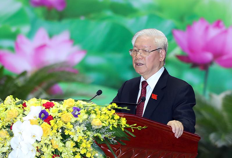 Từ nhấn mạnh của Tổng Bí thư, Chủ tịch nước và việc giữ vững bản chất chính trị Quân đội - Ảnh 1.