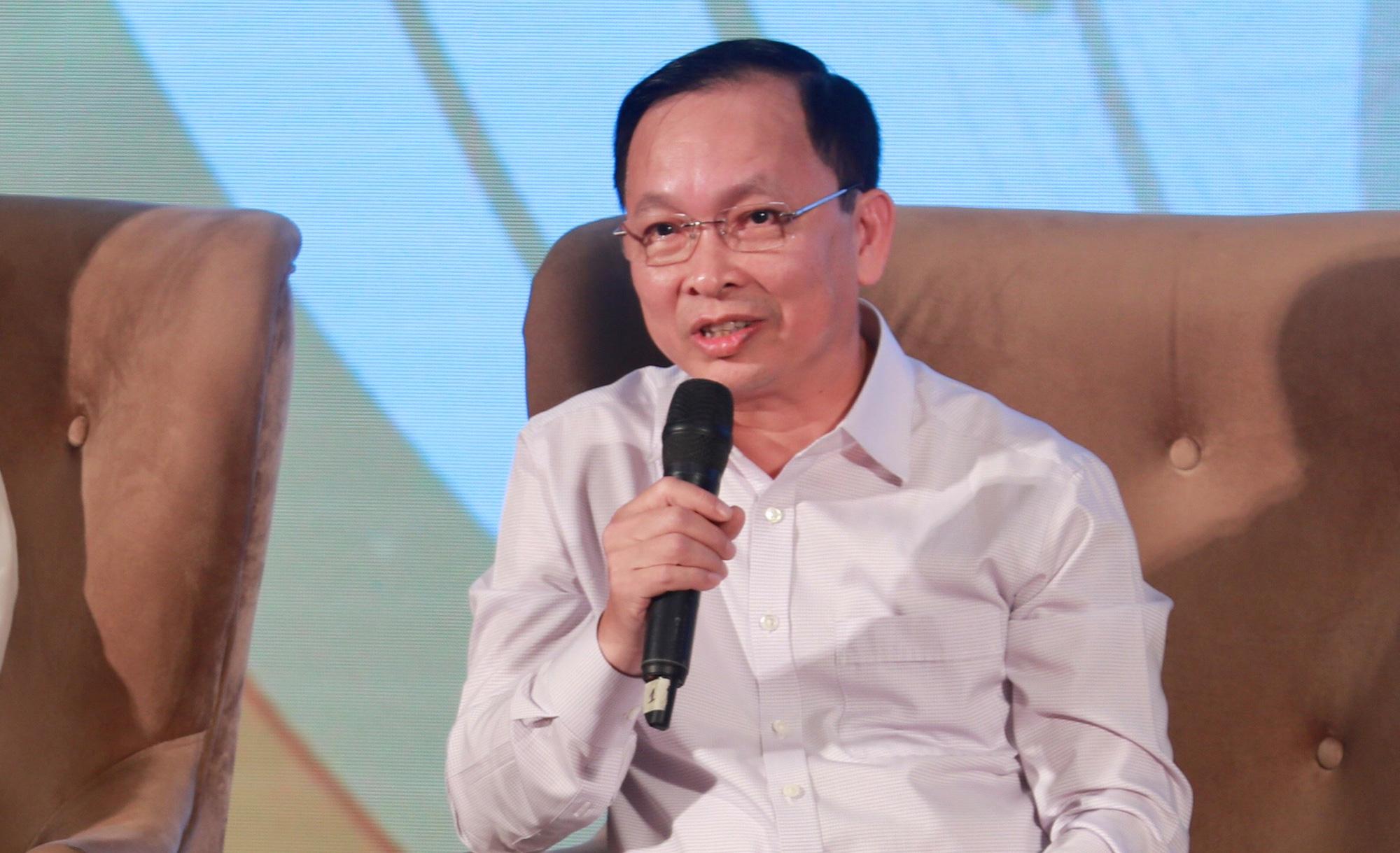 Phó Thống đốc Đào Minh Tú: Đồng ý cho vay phí bảo hiểm, giảm lãi vay - Ảnh 1.
