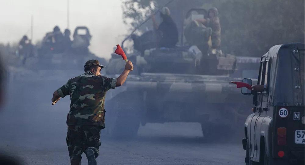 Chiến sự Armenia-Azerbaijan: Có xảy ra chiến tranh tổng lực không? - Ảnh 1.