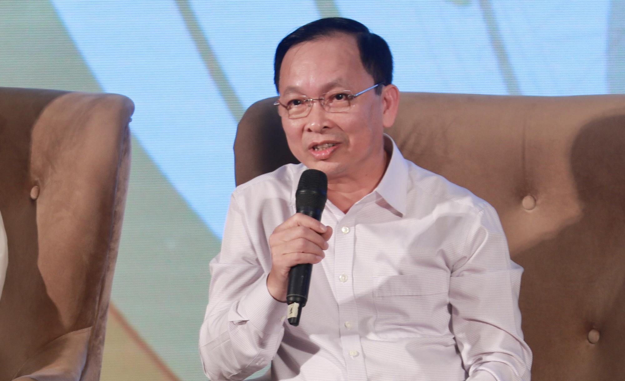 Trung tướng Lương Tam Quang- Thứ trưởng Bộ Công an: Cần sự phối hợp của người dân để triệt phá tín dụng đen - Ảnh 4.