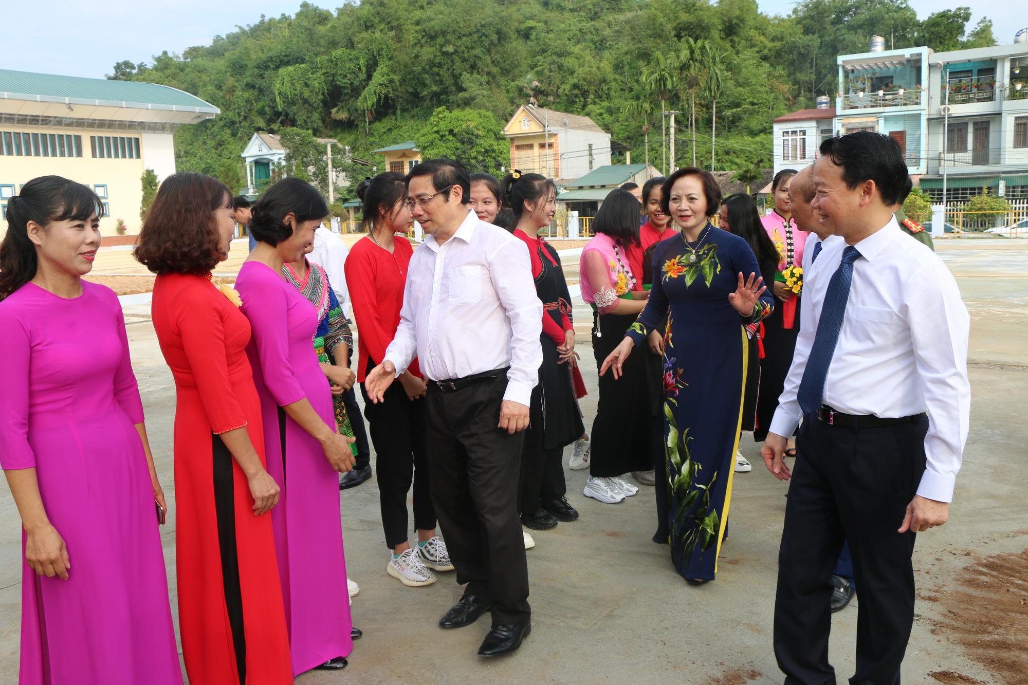 Bà Phạm Thị Thanh Trà Thứ trưởng Bộ Nội vụ nhận Quyết định giữ chức Phó trưởng Ban tổ chức Trung ương - Ảnh 4.