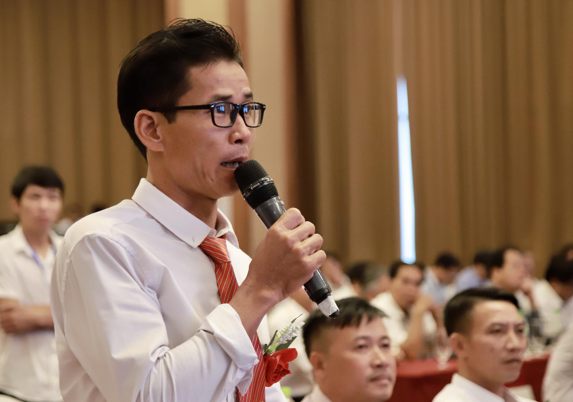 Trung tướng Lương Tam Quang- Thứ trưởng Bộ Công an: Cần sự phối hợp của người dân để triệt phá tín dụng đen - Ảnh 1.