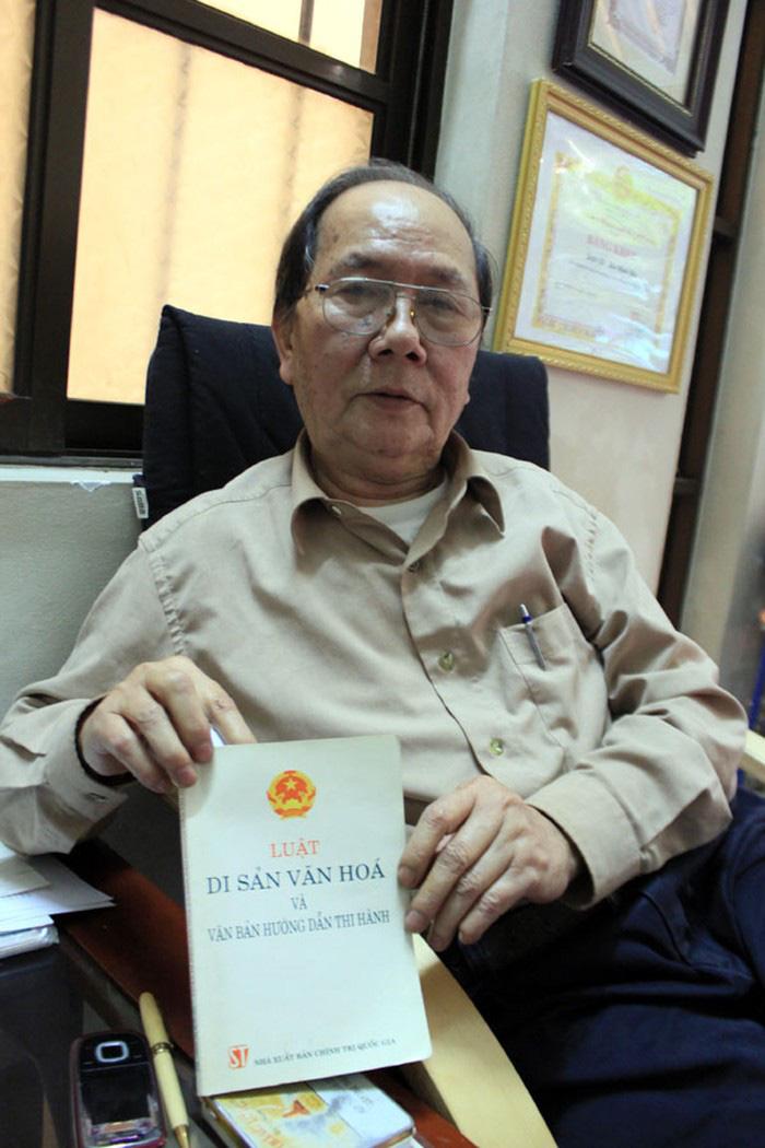 """PGS. TS Hà Đình Đức: Nếu khả thi, dự án cải tạo sông Tô Lịch thành công viên sẽ là """"dấu ấn nghìn năm"""" - Ảnh 1."""