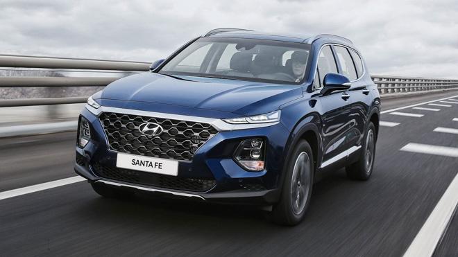 Hyundai SantaFe được khuyến mại tiền mặt khủng, giá hiện tại bao nhiêu? - Ảnh 2.