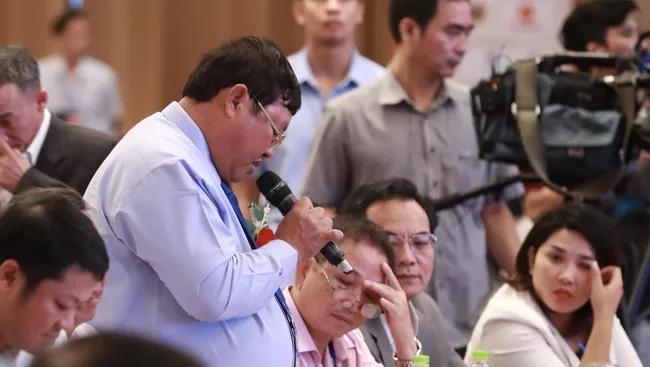 """Thứ trưởng Đỗ Thắng Hải: Bộ Công Thương phối hợp với DN """"đối phó"""" các vụ kiện chống phá giá - Ảnh 1."""