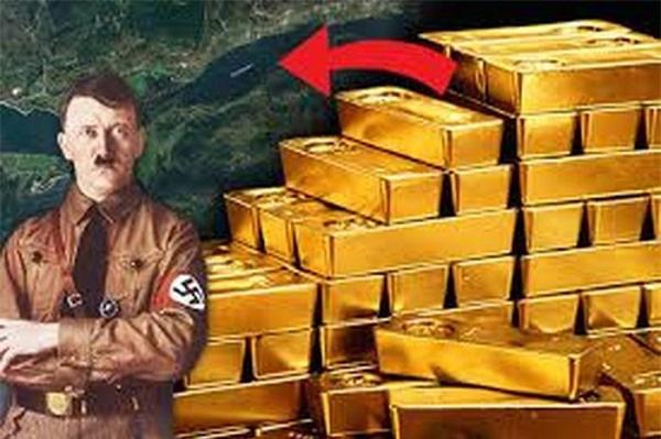 Bí ẩn về kho báu trị giá hơn 45 tỉ USD của trùm phát xít Hitler - Ảnh 1.