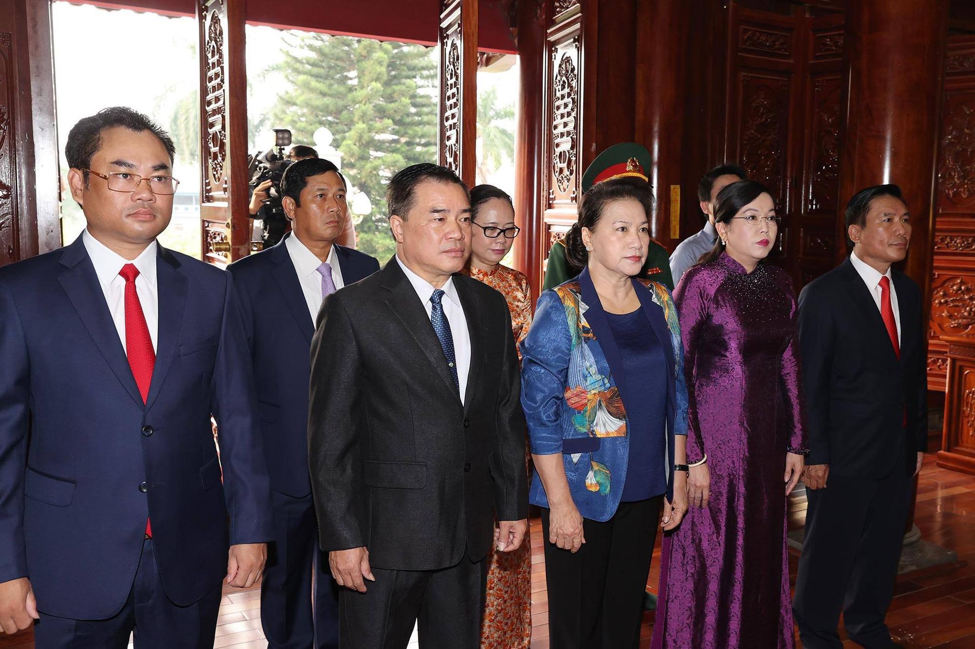 Chủ tịch Quốc hội: Thái Nguyên cần tiếp tục phát động phong trào thi đua rộng khắp - Ảnh 3.
