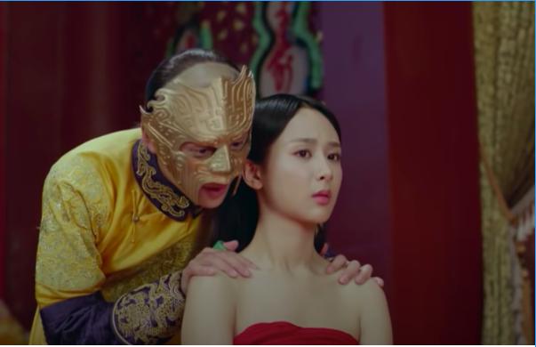 """Sự thật cảnh thị tẩm gây """"đỏ mặt"""" khán giả của Dương Tử bất ngờ bị """"đào xới""""? - Ảnh 1."""