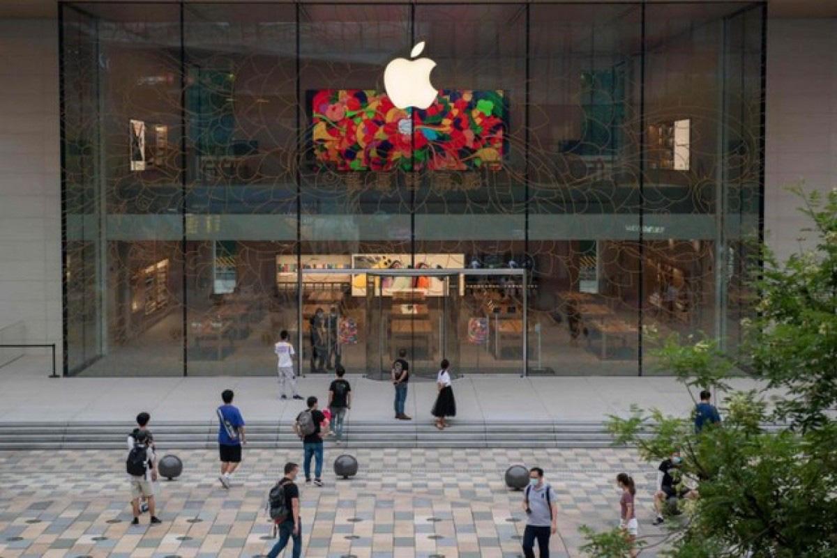 """Trung Quốc đe dọa """"tẩy chay"""" Apple nếu Mỹ """"cấm cửa"""" Wechat - Ảnh 1."""