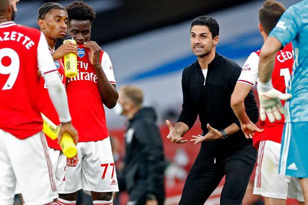 Arsenal thua ngược Liverpool, HLV Arteta thừa nhận sự thật - Ảnh 1.