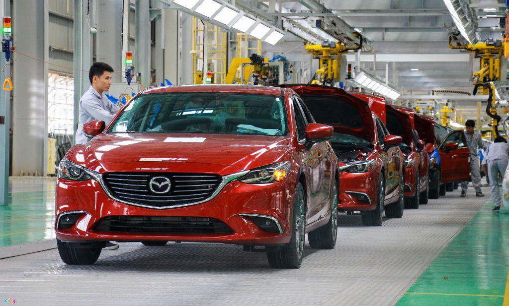 Mơ bán 1,8 triệu ô tô/năm: Đổ nghìn tỷ xây nhà máy, vừa làm vừa lo - Ảnh 2.