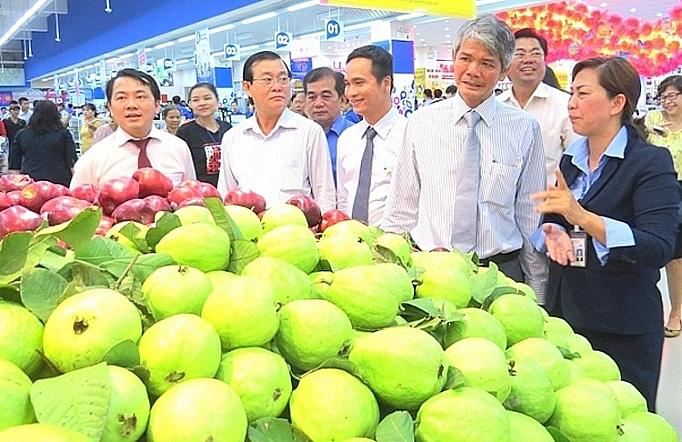 Đồng Tháp đưa nông sản ra Thủ đô tìm đường tiêu thụ - Ảnh 2.