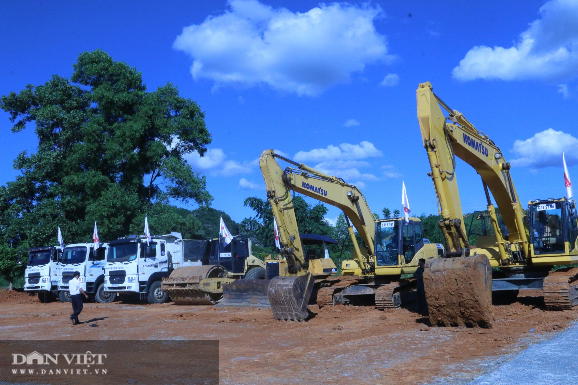 Sơn La: Khởi công xây dựng trung tâm chế biến rau, quả - Ảnh 8.