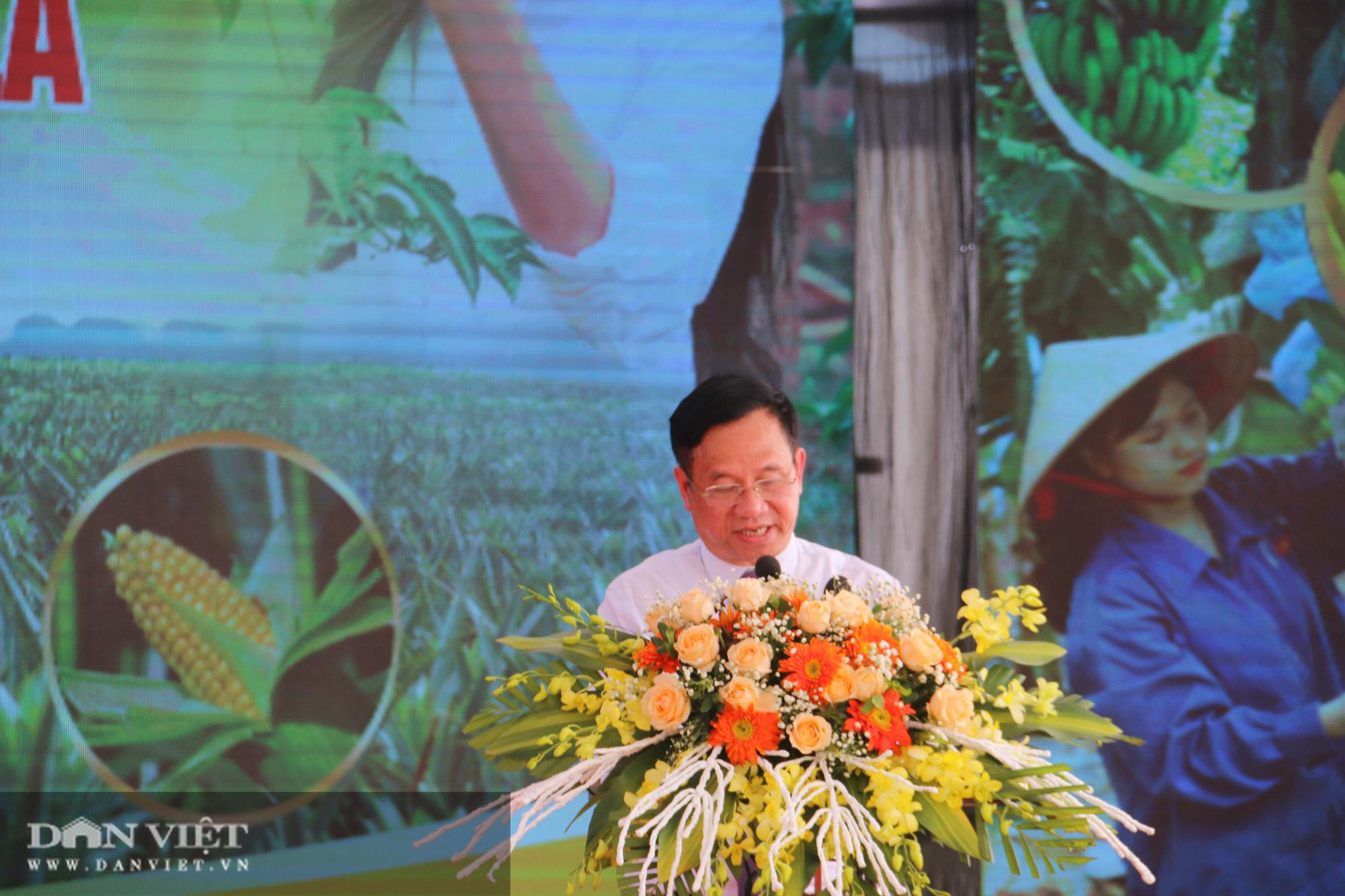 Sơn La: Khởi công xây dựng trung tâm chế biến rau, quả - Ảnh 4.