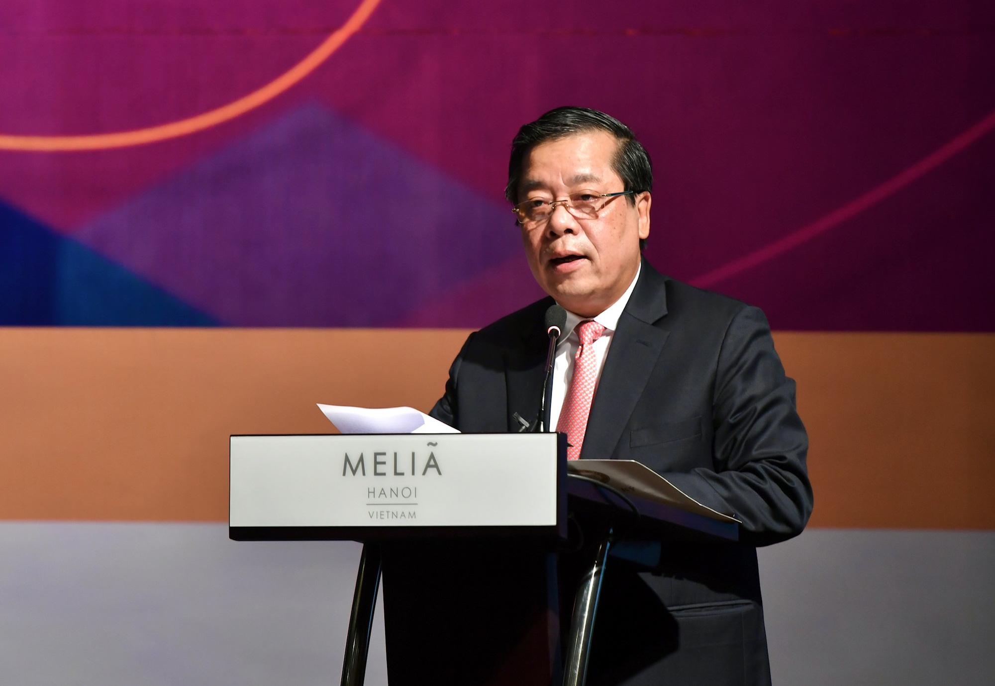 Phó Thống đốc Nguyễn Kim Anh: Ưu thế thuộc về người làm chủ các nguồn dữ liệu thông minh - Ảnh 2.