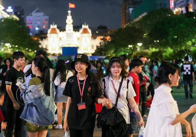 Đề xuất mở các tuyến phố đi bộ ở trung tâm Sài Gòn - Ảnh 1.