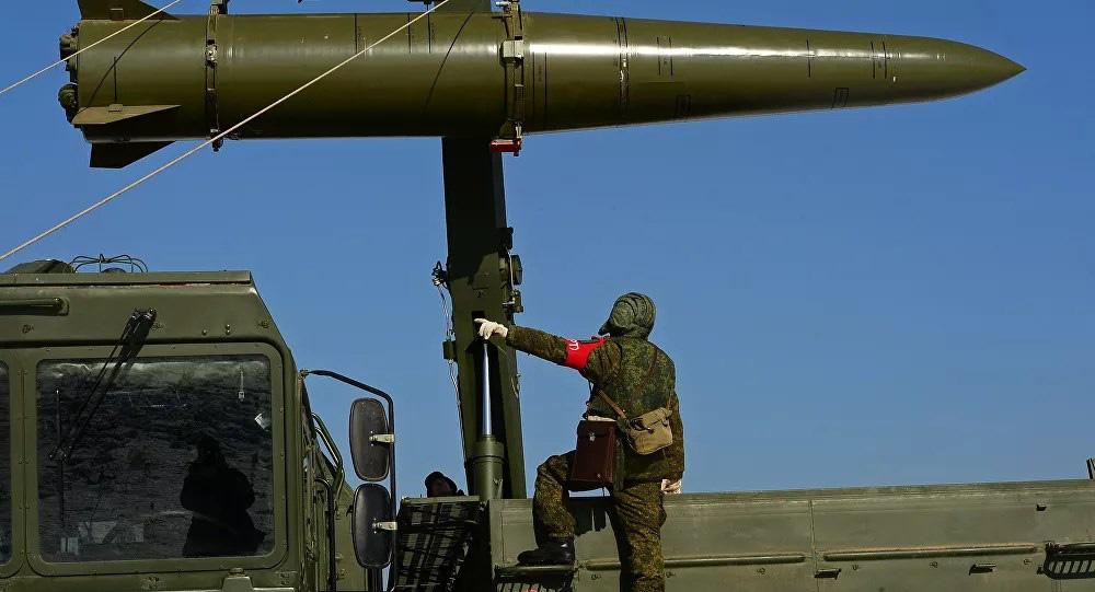 Chiến sự Armenia-Azerbaijan: Điều gì xảy ra nếu tên lửa tàng hình Iskander khai hỏa? - Ảnh 1.