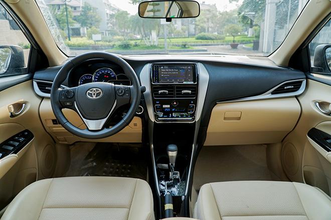 """""""Vua doanh số"""" Toyota Vios tung ưu đãi lớn, giá hấp dẫn cuối tháng 9 - Ảnh 3."""