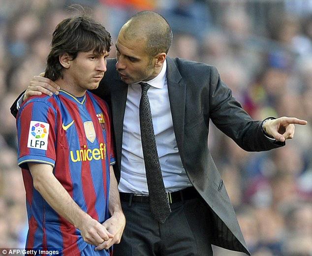 """Đưa Messi lên số 1 thế giới, HLV Guardiola đã từng """"trảm"""" 4 siêu sao nào ở Barca? - Ảnh 1."""