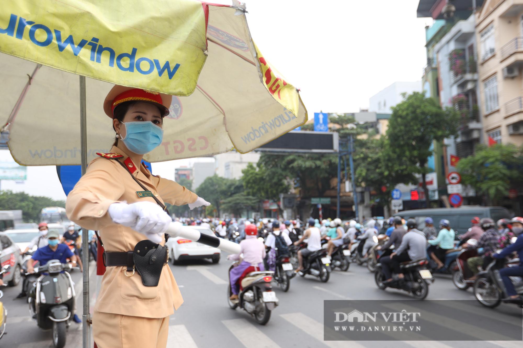 Cập nhật tình hình giao thông tại các cửa ngõ vào nội thành Hà Nội sau nghỉ lễ 2/9 - Ảnh 10.