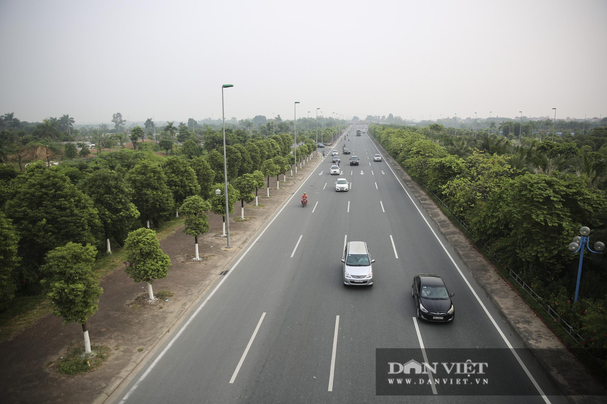 Cập nhật tình hình giao thông tại các cửa ngõ vào nội thành Hà Nội sau nghỉ lễ 2/9 - Ảnh 2.
