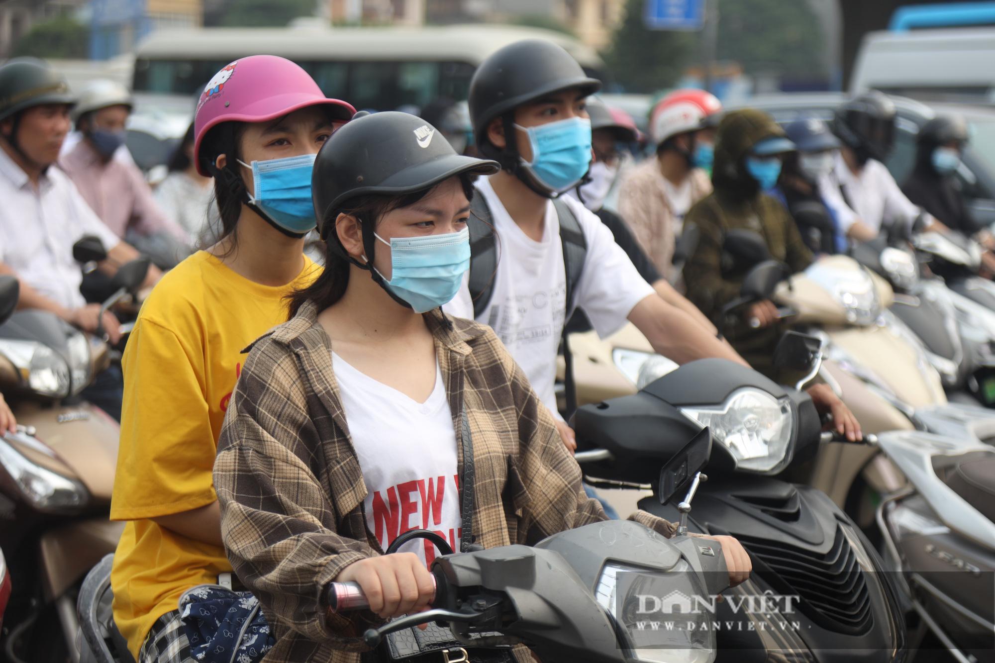 Cập nhật tình hình giao thông tại các cửa ngõ vào nội thành Hà Nội sau nghỉ lễ 2/9 - Ảnh 6.